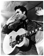 Elvis Presley is one of the greatest performers ever, dead or alive